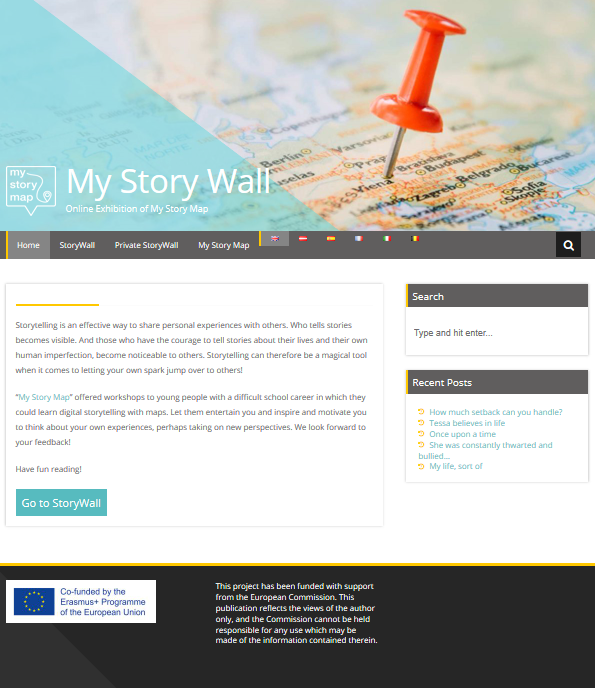 IO5 My Story Map