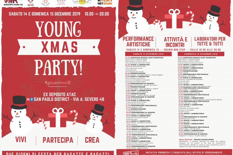 Young Xmas Party